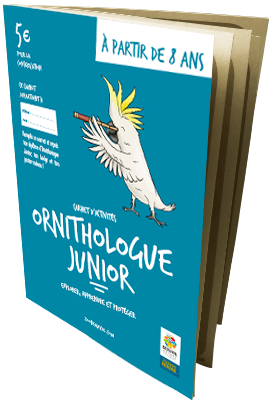 CARNET ORNITHOLOGUE JUNIOR