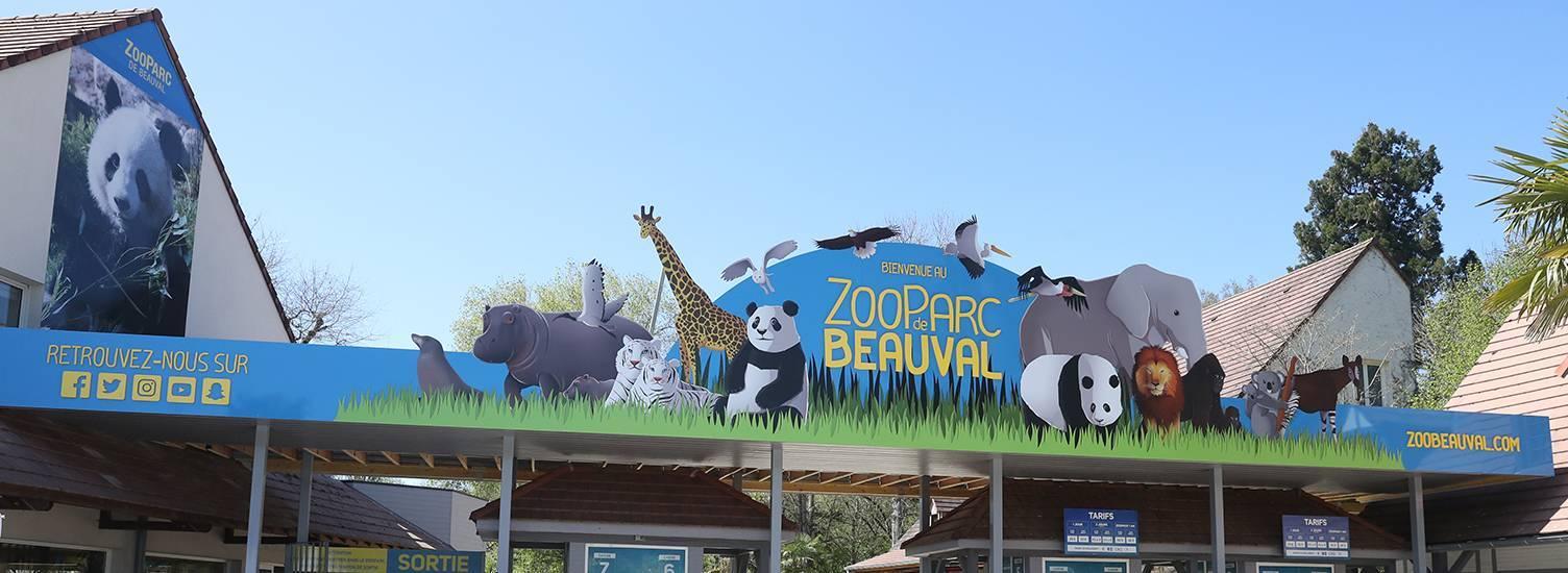 Billetterie - ZooParc de Beauval