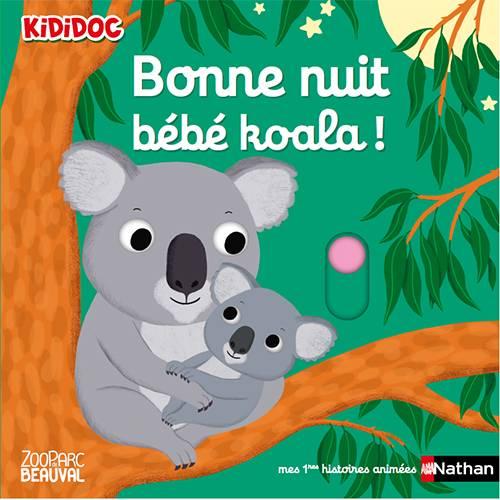 Livre - Bonne nuit bébé koala - ZooParc de Beauval